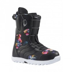 BOOTS BURTON MINT 2018 - BLACK/MULTI
