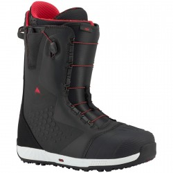 BOOTS BURTON ION 2018 - BLACK / RED