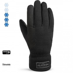 GANTS DAKINE BELMONT GLOVE - BLACK
