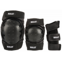 PACK PROTECTION KIDS BULLET - BLACK
