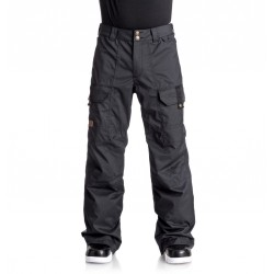 PANTALON SNOW DC CODE PANT 2018 - BLACK