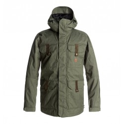VESTE DC SNOW SERVO JACKET - BEETLE