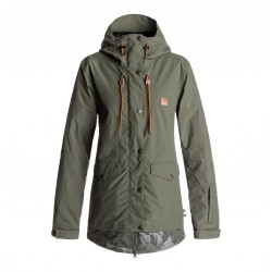 VESTE DC SNOW RIJI JACKET - BEETLE