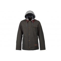 VESTE SNOW BURTON DUNMORE - FOREST NIGHT