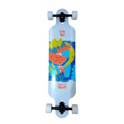 LONGBOARD FREERIDE DT SLIDEBOX X CAPITAINE BOWIE