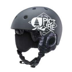 CASQUE PICTURE SYMBOL 2.0 2018 - BLACK