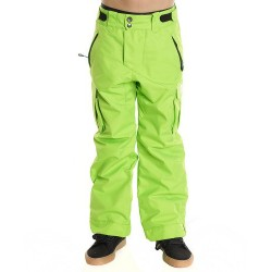 PANT SNOW KID PICTURE ORGANIC MY KIDDY PANT - GREEN