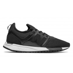 CHAUSSURE NEW BALANCE 247 CLASSIC - BLACK WITH WHITE