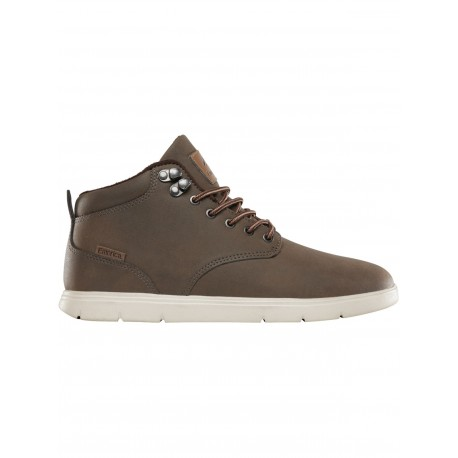 CHAUSSURES EMERICA WINO CRUISER HLT - DARK BROWN