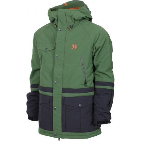 VESTE SNOWBOARD THIRTYTWO SHIFTER 2018 - FORREST