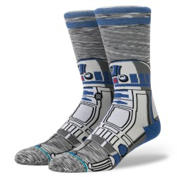 CHAUSSETTE STANCE STAR WARS - R2 UNIT