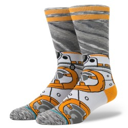 CHAUSSETTE STANCE STAR WARS - BB8