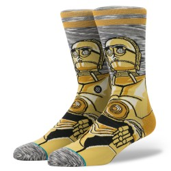 CHAUSSETTE STANCE STAR WARS - ANDROID
