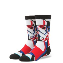 CHAUSSETTE STANCE STAR WARS KID - TROOPER MOSAIC