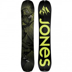 SNOWBOARD JONES EXPLORER SPLIT 2018 + SKINS JONES NOMAD QUICK TENSION