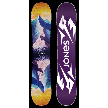 SNOWBOARD JONES MOUNTAIN TWIN SISTER 2018