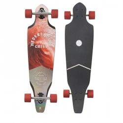 "LONGBOARD GLOBE THE CUTLER 36.5"" - CRIMSON CHILL"