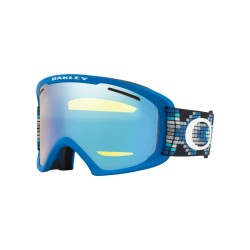 MASQUE OAKLEY O FRAME XL 2.0 DIGISNAKEIRONBLUE / HI YELLOW