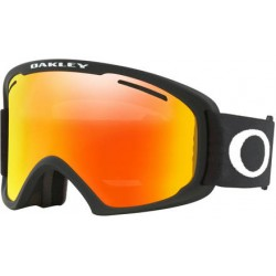 MASQUE OAKLEY O FRAME XL 2.0 MATTE BLK / FIRE IRIDIUM