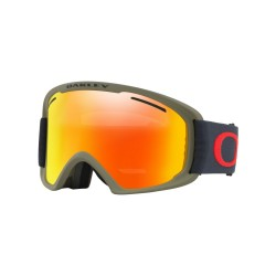 MASQUE OAKLEY O FRAME XL 2.0 CANTEEN IRON / FIRE IRIDIUM
