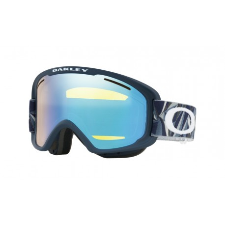 MASQUE OAKLEY O FRAME XM 2.0 FACET ATHOM BLUE / HI YELLOW