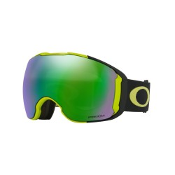 MASQUE OAKLEY AIRBRAKE XL CITRUS BLACK / PRIZM JADE & PRIZM ROSE
