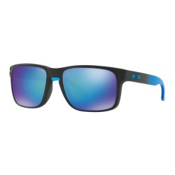 LUNETTES OAKLEY HOLBROOK - SAPPHIRE FADE / PRIZM SAPPHIRE POLARIZED
