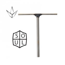 BAR BLUNT SOUL OVERSIZED 650MM - CHROME