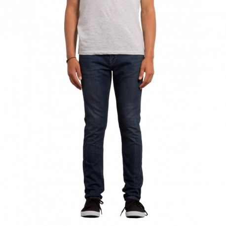 PANTALON VOLCOM 2X4 TAPERED - FADED VIN