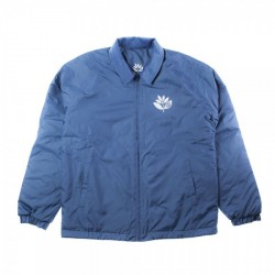 VESTE MAGENTA HEAVY WINDBREAKER - ROYAL NYLON