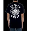 T-SHIRT JACKER YAKUZA - BLACK