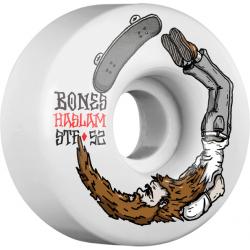 ROUES BONES STF V3 HASLAM SCORPION - 52MM