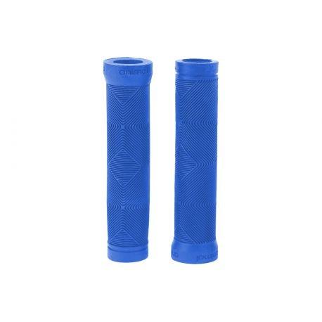POIGNÉES ANIMAL EDWIN FLANGELESS - BLUE