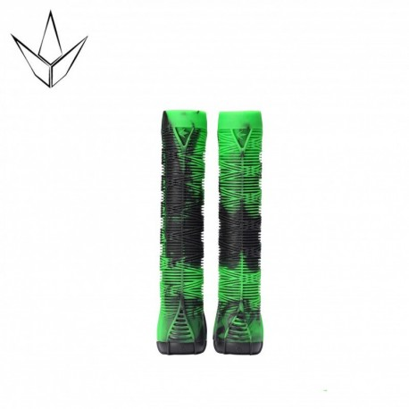 POIGNEE BLUNT HAND GRIP V2 GREEN BLACK