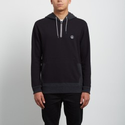 SWEAT VOLCOM MILTON - BLACK