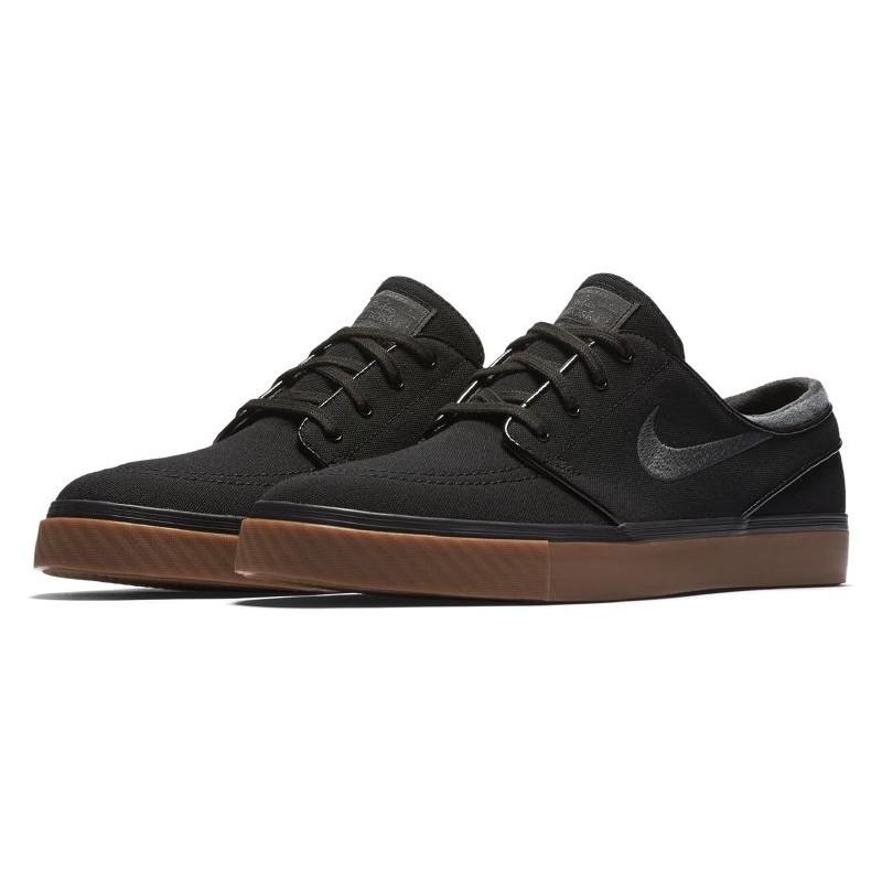 chaussure nike sb stefan janoski black anthracite gum. Black Bedroom Furniture Sets. Home Design Ideas