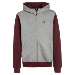 SWEAT VOLCOM SINGLE STONE DIV - GREY