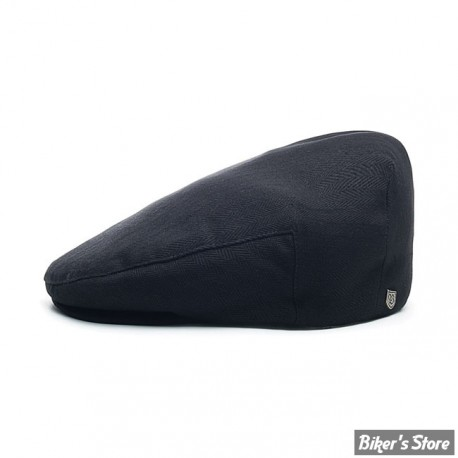 BERET BRIXTON CAP HOOLIGAN SNAP - BLACK