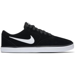 CHAUSSURE NIKE SB CHECK SOLAR / BLACK WHITE