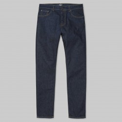 JEANS CARHARTT WIP COAST PANT - MAYFIELD BLUE