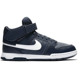 CHAUSSURES NIKE SB MOGAN MID 2 JR B - THUNDER BLUE WHITE