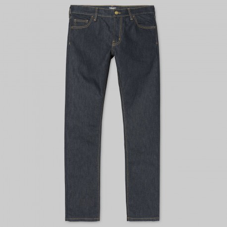 JEANS CARHARTT REBEL PANT - BLUE