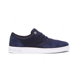 CHAUSSURE SUPRA CHINO COURT - NAVY / WHITE