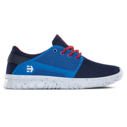 CHAUSSURES ETNIES KIDS SCOUT - NAVY / BLUE / WHITE
