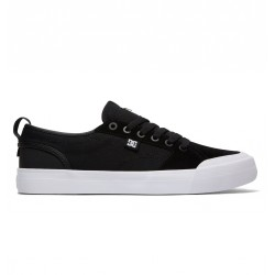 CHAUSSURES DC EVAN SMITH S - BLACK / BLACK / WHITE
