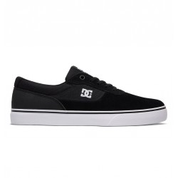 CHAUSSURES DC SWITCH S - BLACK / WHITE / BLACK