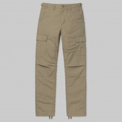 PANTALON CARHARTT WIP AVIATION - LEATHER