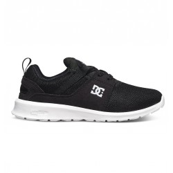 CHAUSSURE DC SHOES KIDS HEATHROW - BLACK/WHITE