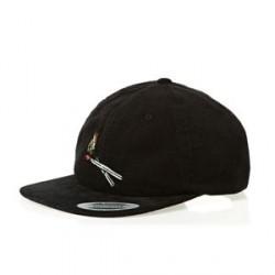 CASQUETTE VOLCOM MAJESTIC CAP - BLACK