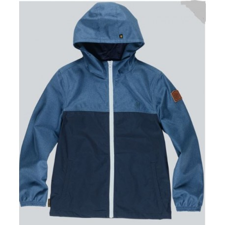 VESTE ELEMENT BOY ALDER LIGHT - NAVY HEATHER/ECLIPSE NAVY
